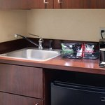 Springhill Suites Fort Worth University照片