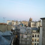 The view from Rue St. Opportune