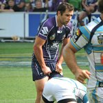 Cam Smith Captain Melbourne Storm