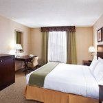 Foto de Holiday Inn Express & Suites Cleveland - Streetsbro