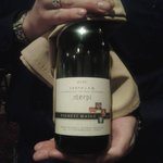 One of two unusual and delicious Italian wines