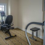 Small workout rooms