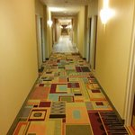 Foto di Holiday Inn Express Greenville I-85 and Woodruff Road