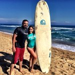 Surfing Encuentro with LG Surf camp!