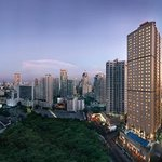Marriott Executive Apartments, Sukhumvit Park, Bangkok