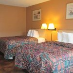 Days Inn Brownsville resmi
