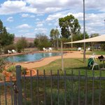 Kings Canyon Resort Campground照片