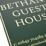 Bethany Guest House resmi