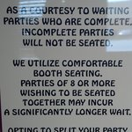 rules of the road house