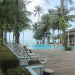 Photo de Manathai Resort