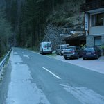 road to Logarska valley