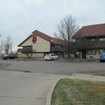 Red Roof Inn Detroit Warren resmi