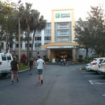 Holiday Inn Express Hotel & Suites Ft Lauderdale - Plantation resmi