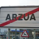 Leaving Arzúa