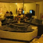Big Jacuzzi tub