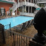 Φωτογραφία: New Orleans Courtyard Hotel
