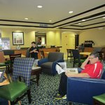 SpringHill Suites Little Rock Foto