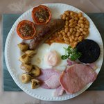 Excellent English Breakfast!