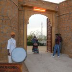 Thar Resort Entry !