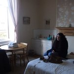 The classic double room we stayed in