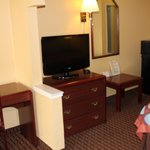 All rooms have Flat Screen Tv's and Micro/ Fridge