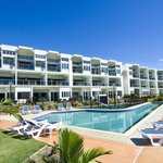 Beachside Magnetic Harbour Holiday Apartments Foto