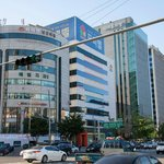 The California Hotel Seoul Seocho resmi