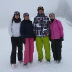 Ski fun with the family!