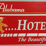 The Alabama Hotel resmi
