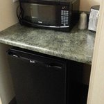 Microwave/Fridge/Coffee Maker