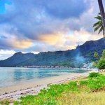 Foto de Moorea Surf Bed And Breakfast