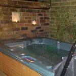 Serenity Spa hot tub