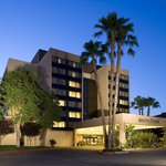 Fresno Conference Hotel located adjacent to the Convention and Entertainment Center
