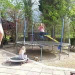 fantastic garden and play area for children :)