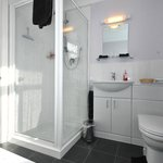 En Suite shower/bath room to Room 4