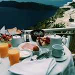 breakfast every day with this incredible view