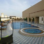 Marriott Executive Apartments Dubai Creek resmi