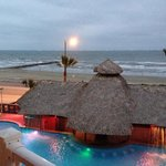 Foto van Holiday Inn Express Hotel & Suites Galveston West - Seawall