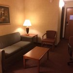 our room/suite