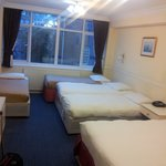 Youth hostel!