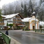 Photo de Hotel Haus Hammersbach