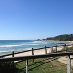 Foto North Coast Holiday Parks Clarkes Beach