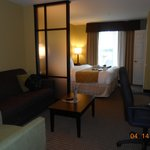 Φωτογραφία: Comfort Suites Harvey