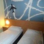Photo de B&B Hotel Frankfurt-Hahn Airport