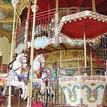 2-Story Carousel imported from Italy