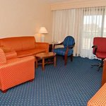 Φωτογραφία: Courtyard by Marriott Cincinnati Airport