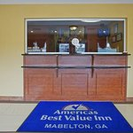 صورة فوتوغرافية لـ ‪Americas Best Value Inn & Suites-Mableton/Atlanta‬