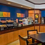 Fairfield Inn & Suites Jacksonville West/Chaffee Point Foto