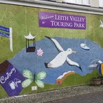 Foto van Leith Valley Holiday Park & Motels