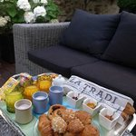 July.2013. - Breakfast for 3people